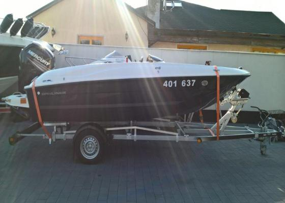 Lodě | BAYLINER 642 Cuddy + MERCRUISER 3.0l TKS 135ps