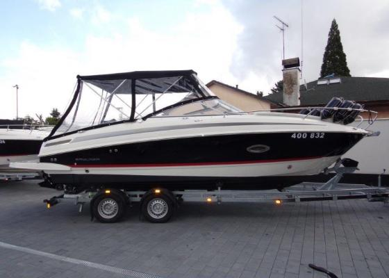 Lodě | BAYLINER 742 Cuddy + MERCRUISER 4.5l V6 MPI 250ps