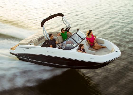 Lodě | BAYLINER VR-5 Open + MERCRUISER 4.5l V6 MPI 200ps
