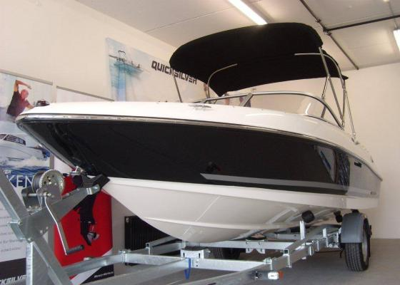Lodě | BAYLINER 175 GT3 + MERCRUISER 3.0l MPI 135ps  + TOP výbava